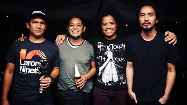 Rivermaya's Original Members Quietly Had A Mini-Reunion Over The Weekend