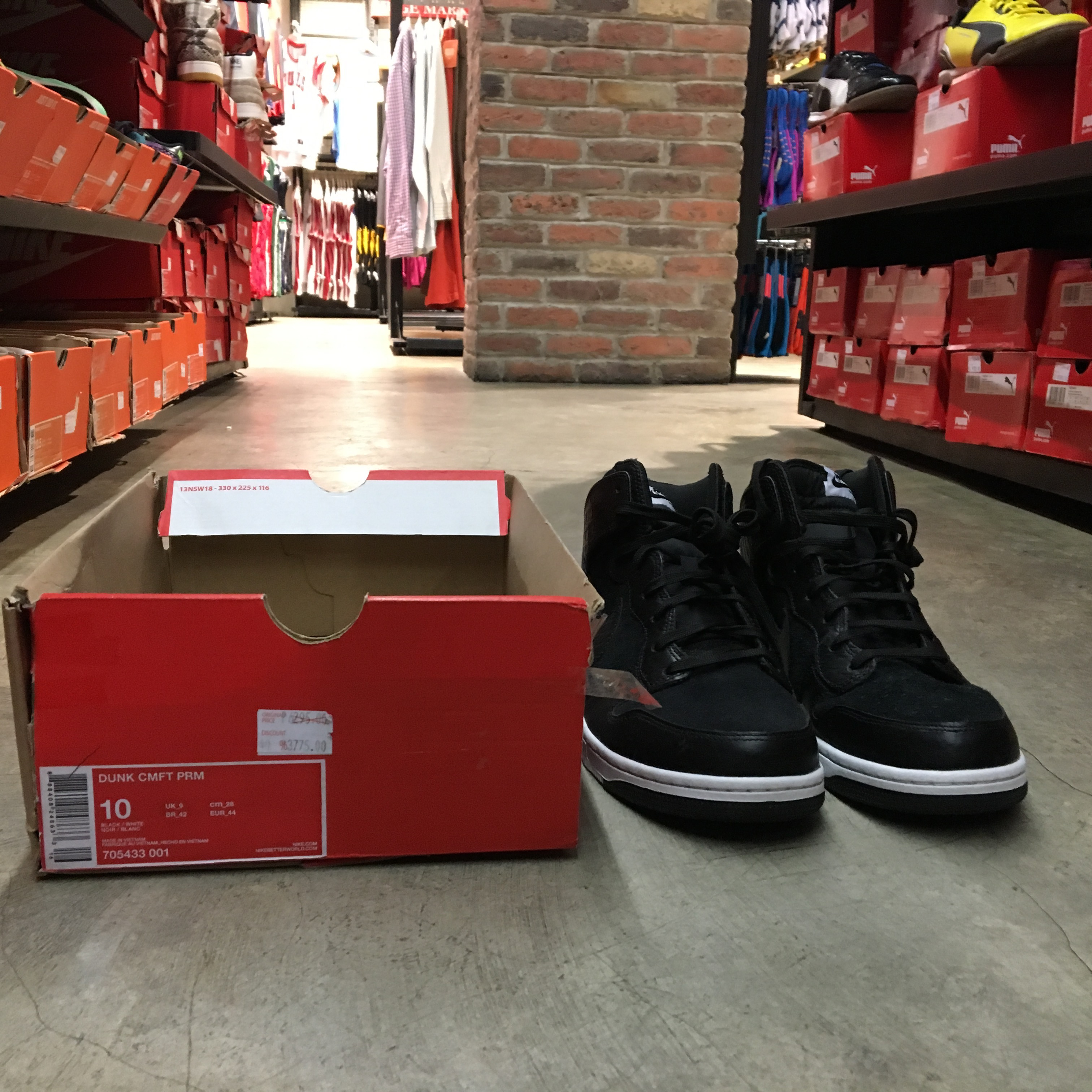 1d1b09102b4 FHM Outlet Scores  The Best Sneakers At Rucker Outlet Right Now