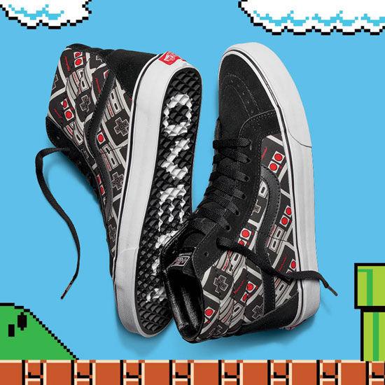 vans nintendo shoes philippines