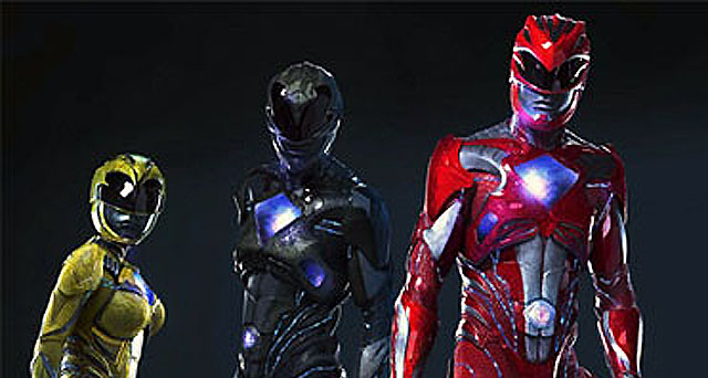 LOOK: New Power Rangers Costumes Revealed