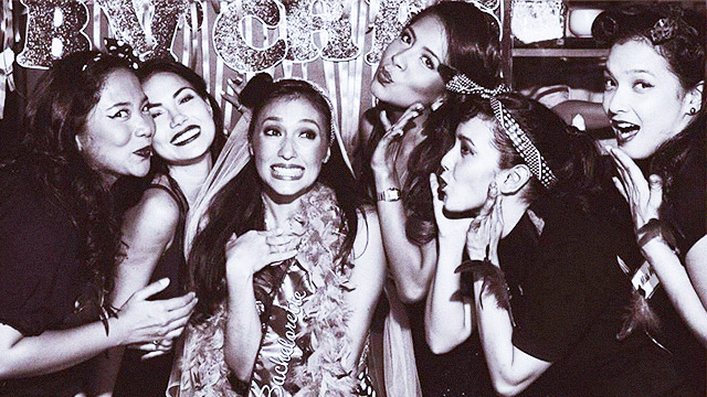 As Last Hurrahs Go, Solenn Heussaff's Bridal Shower Was Pretty Naughty