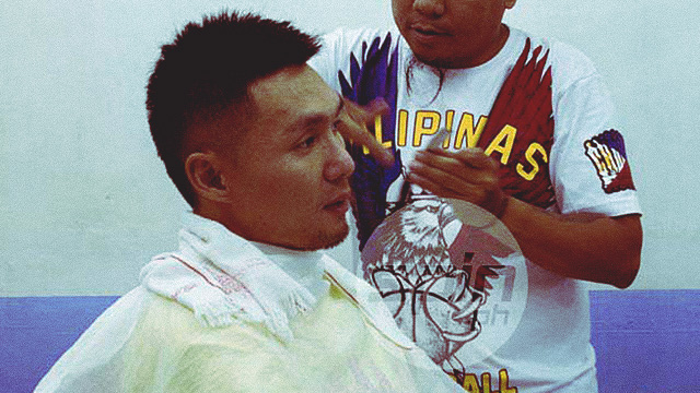 Welcome To Lar's Republic, The Favorite Barbershop Of PBA Players