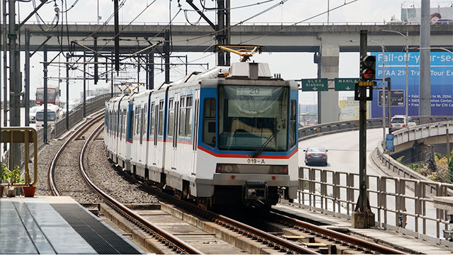 DOTC Tests New MRT Coach; More Units To Come