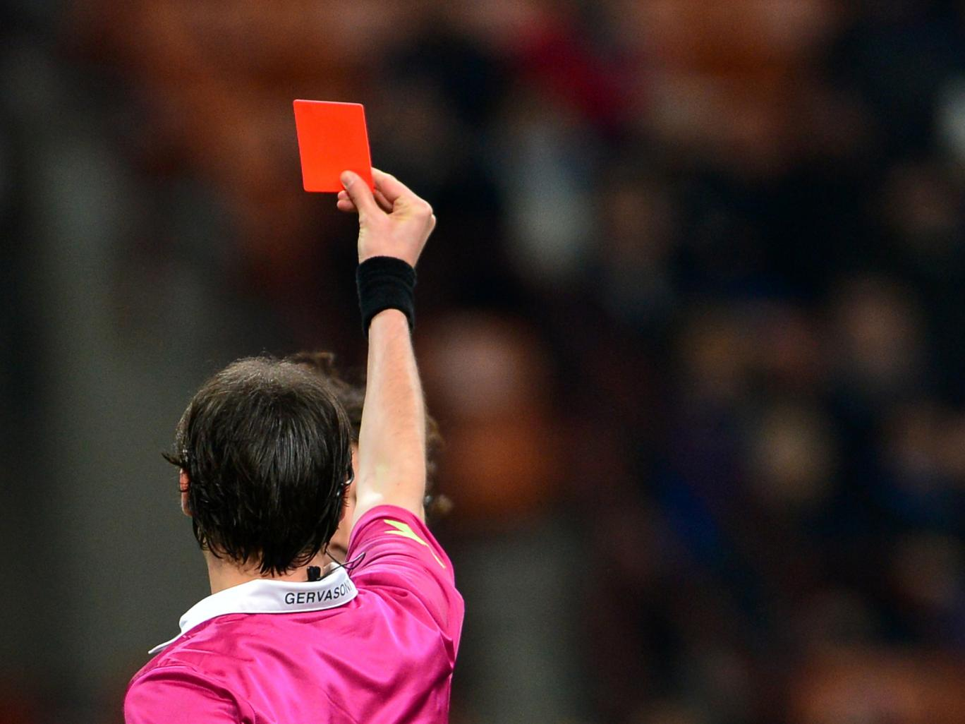 Argentinian Referee Shot Dead By 'Angry' Player After Giving Red Card