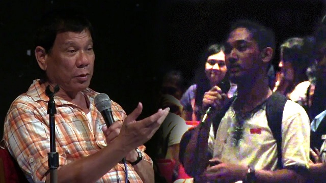 UP Student Who 'Disrespected' Duterte Responds In Open Letter