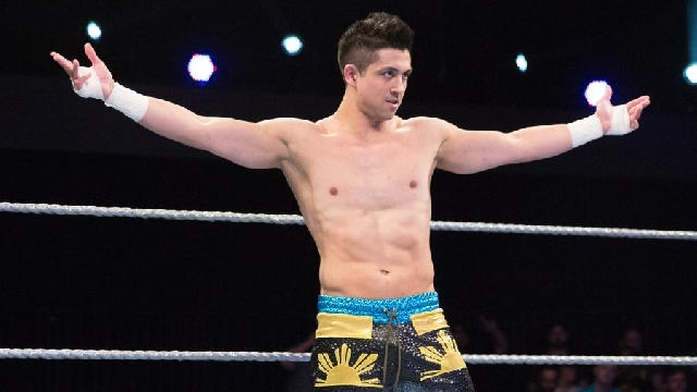 7 Things You Must Know About Fil-Am WWE Cruiserweight Champion TJ Perkins