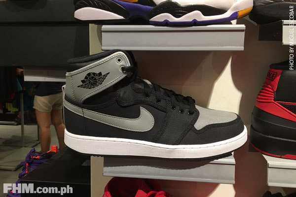 Air Jordan 1 KO Shadow Grey (down to P5,396.25 from P7,195.00)