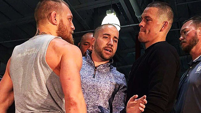 UFC 196: The Best Slurs Conor McGregor And Nate Diaz Have Thrown At Each Other (So Far)