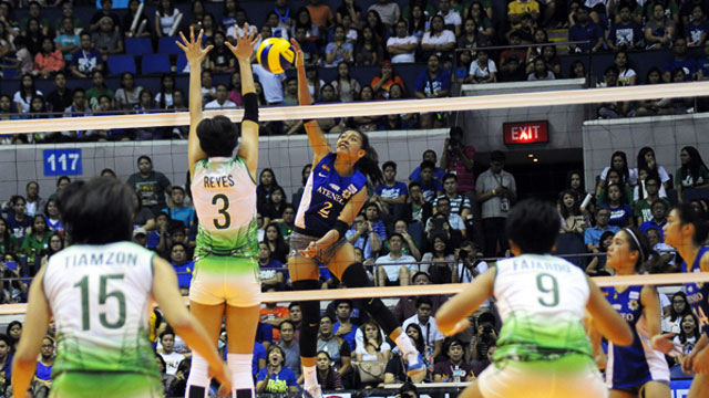An Intense Look At The Ateneo-La Salle UAAP Volleyball Matchup