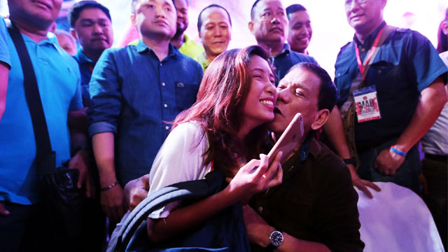 Gabriela Supports Duterte, Asks Voters To Look Beyond Womanizing Ways