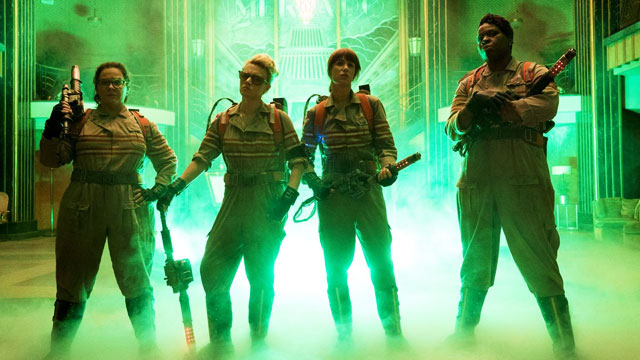 The First Trailer For The New 'Ghostbusters' Is Scarily Good