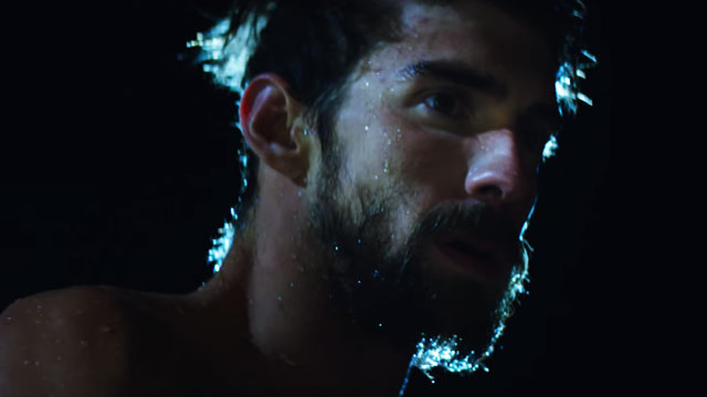 You'll Be Swimming In Man Tears After Watching Michael Phelps's Under Armour Commercial