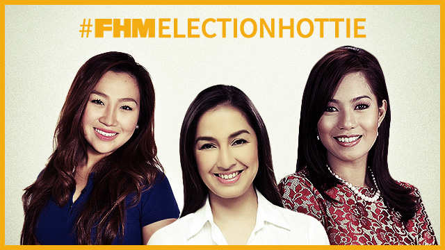 Who Is Your #FHMElectionHottie?