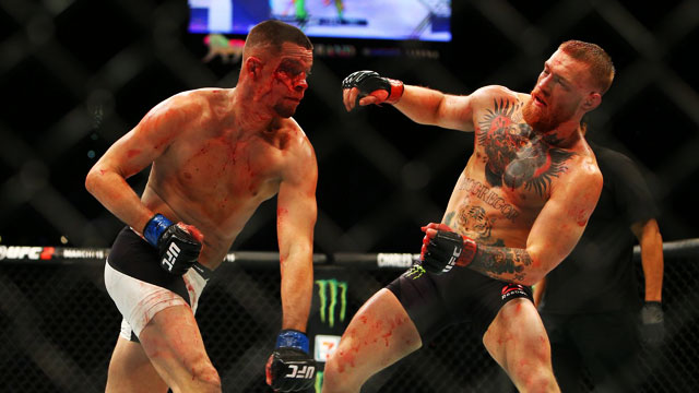Things McGregor And Diaz Should Work On Before Their UFC 200 Rematch