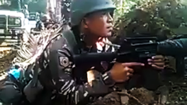WATCH: Leaked Video Of AFP Vs. Abu Sayyaf Encounter In Basilan