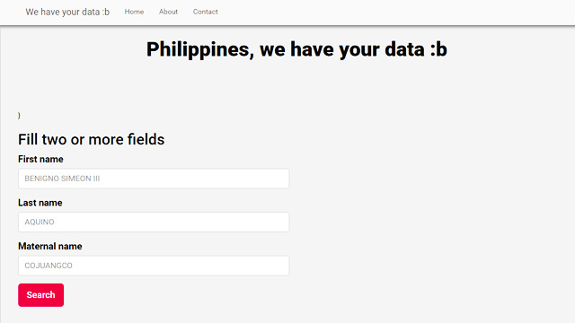 Is Your Data Safe? Hackers Expose Pinoy Voters' Personal Info