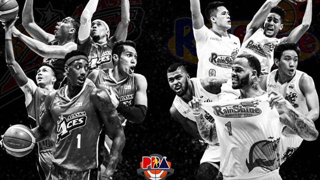 Why Alaska Vs. Rain Or Shine Will Be The Most Colorful PBA Finals Series Ever