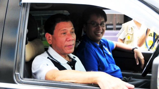 No Luxury Cars For Gov't Officials In Duterte Presidency, Chief Aide Says