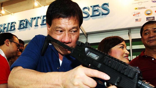 Pushers, Users Beware: Duterte Already On The Move Against Drugs