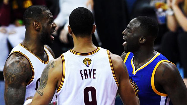 Green's Suspension Is Just Another Chance For The Warriors To Prove Their Greatness