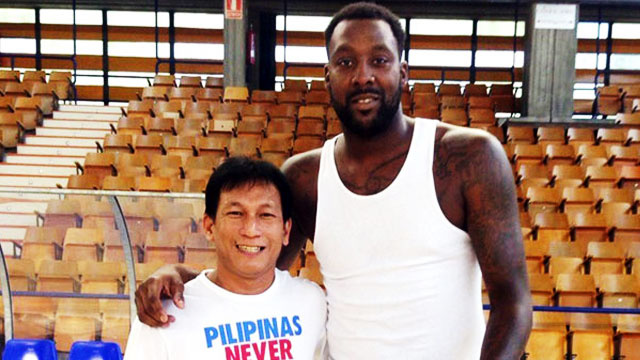 Andray Blatche Is Having A Really Good Time With Gilas Pilipinas