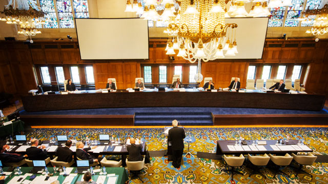 Arbitration Court Rules In Favor Of The Philippines