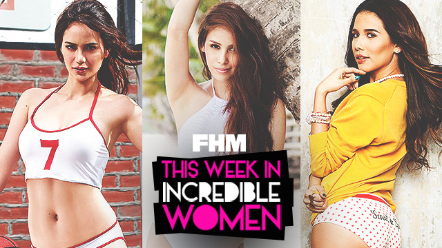 This Week In Incredible Women: Arci As GSM's New Calendar Girl, Maine Gets Verified On Twitter, And Karylle's Kiss