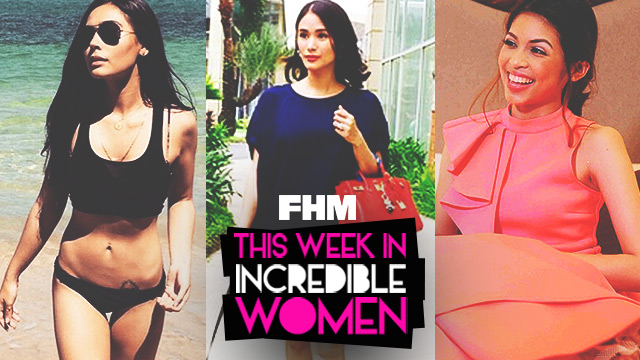 This Week In Incredible Women: Maine's Good Deed, Heart's New Book, And Gwen's Wedding (Date)