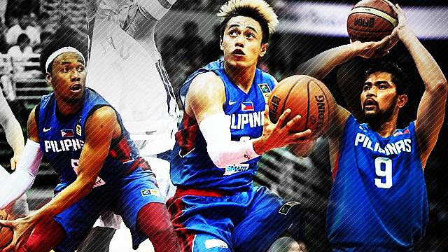 Gilas Pilipinas 3.0 And Their Damn Strong...Hair Game