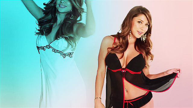 WATCH: Arianny Celeste Presents 100 Years Of Lingerie Fashion
