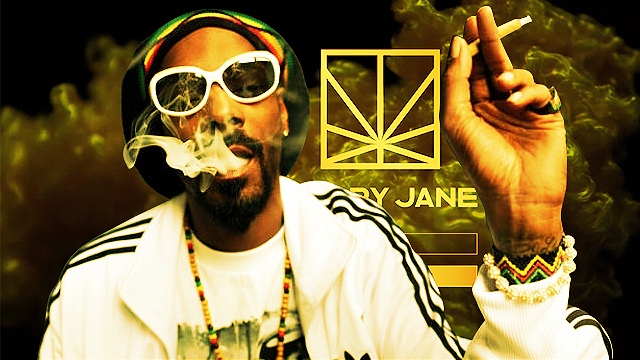 Snoop Dogg Introduces The (Literally) Dope Weed Site, Merry Jane