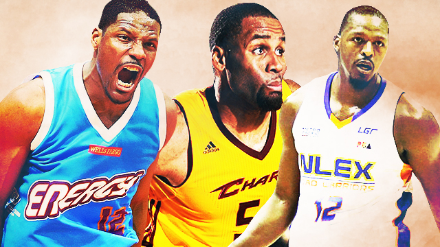 Meet The Towering Imports Of The 2016 PBA Commissioner's Cup