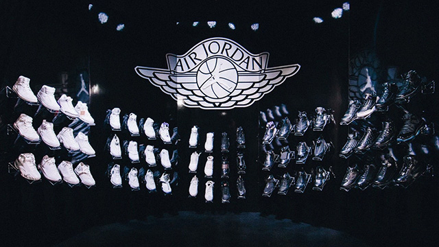 Jordan Brand Just Gave Kobe Bryant The Whole Air Jordan Collection