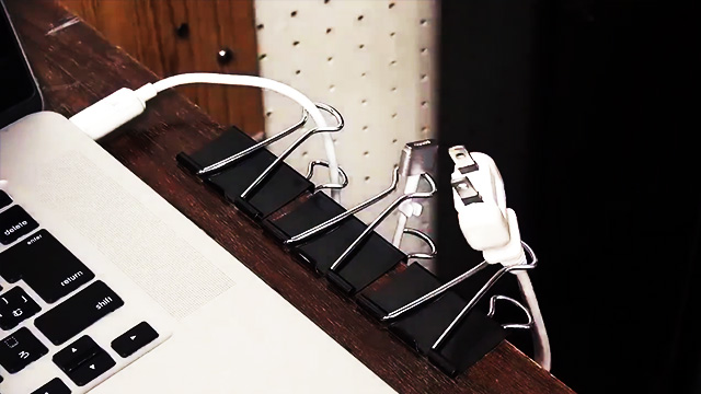 WATCH: 15 Genius Binder Clip Hacks For An Easier Life