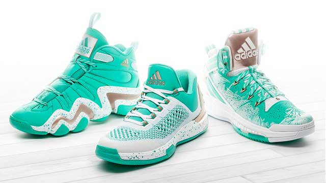 The Sneakers D-Rose And Harden Will Be Wearing For Their NBA Christmas Day Games