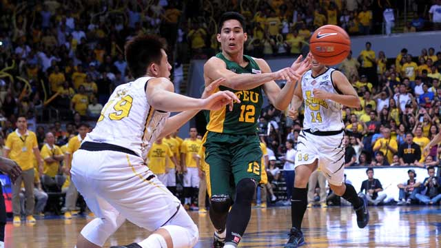 The FEU Tamaraws Are Your UAAP Season 78 Men's Basketball Champs!