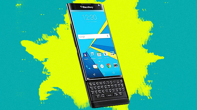 Is This Slider The Savior BlackBerry's Been Waiting For?