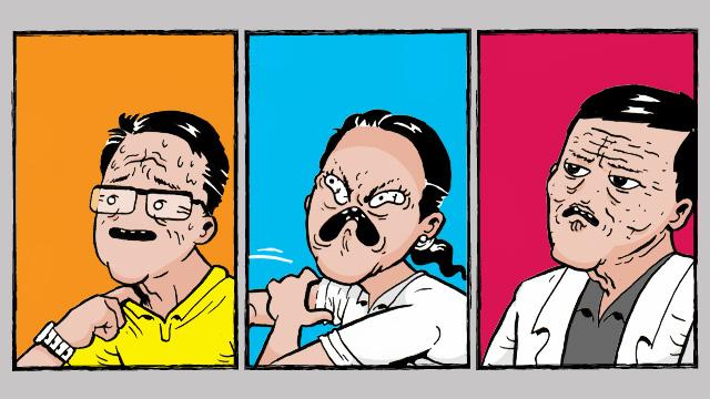 Libreng Komiks 20: Suntukan Nalang O!