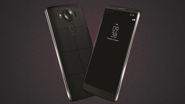 LG's New Superphone Is A Throwback Gizmo Made For 2015