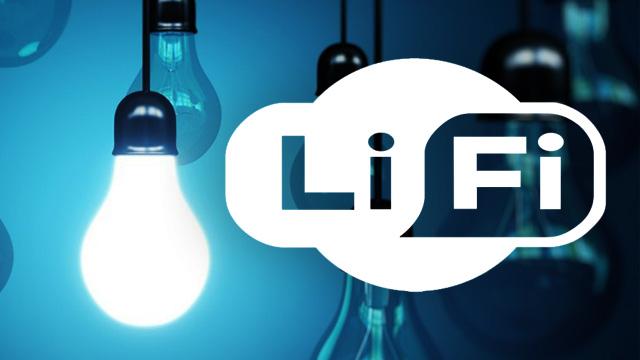 Meet The Li-Fi, A Wireless Connection 100 Times Faster Than Wi-Fi