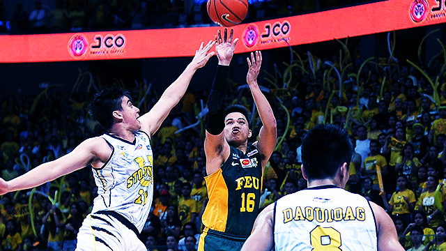 FEU VS UST: How The UAAP 78 Men's Basketball Championship Was Won
