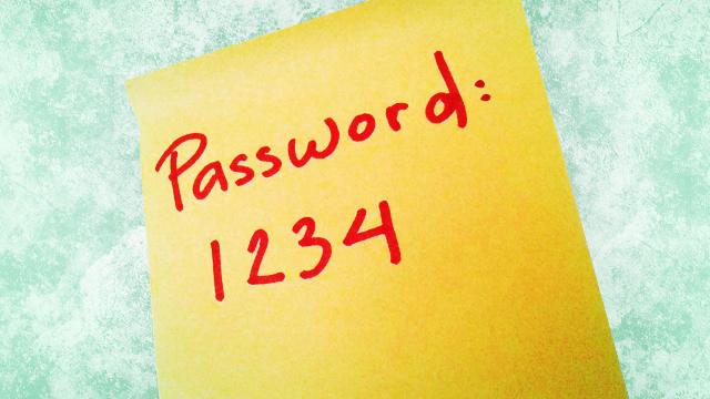 The 25 Worst Passwords Of 2015