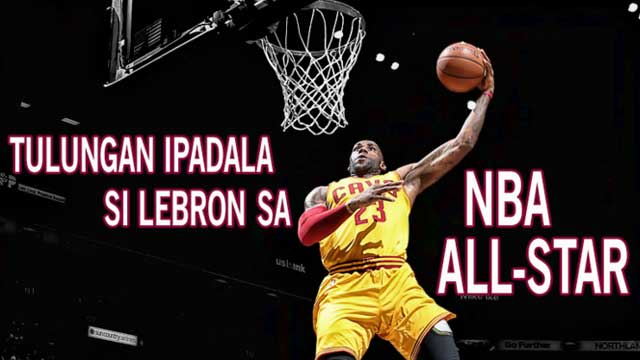 LOOK: NBA Teams Appeal To Filipino Hoops Fans With Tagalog All-Star Campaign