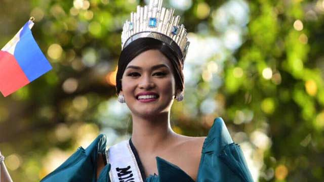 Congress Passes Bill Declaring Pia Wurtzbach's Winnings Tax-Free