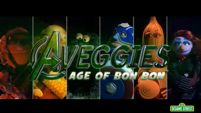 The Aveggies: Sesame Street's Avengers Parody Is Green And Hilarious
