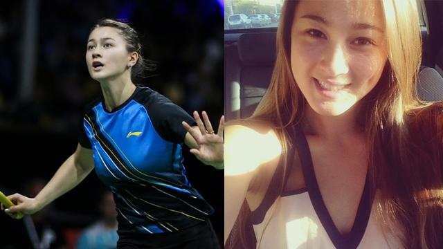 HOT SPORTS GAL ALERT: Meet Badminton Goddess, Gronya Somerville!