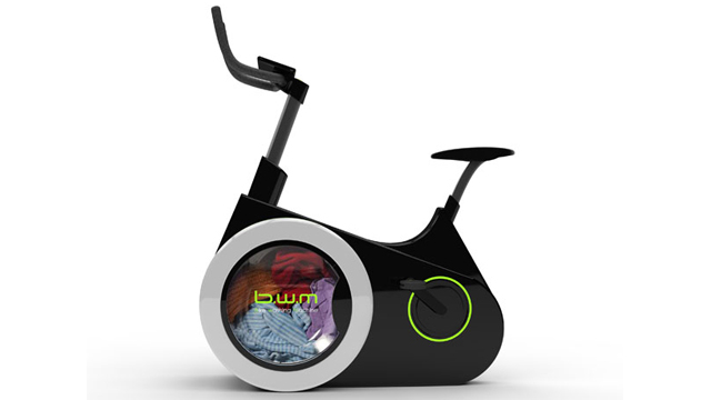 This Wonder Device Helps You Burn Calories While Washing Your Clothes