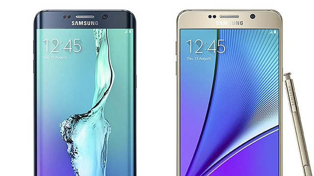 HOT GADGETS ALERT: Say Hello To The Samsung Galaxy Note 5 And Galaxy S6 Edge+