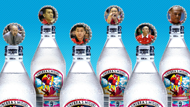 A Brief History Of Ginebra's Unpredictable (And Frustrating) Coaching Carousel