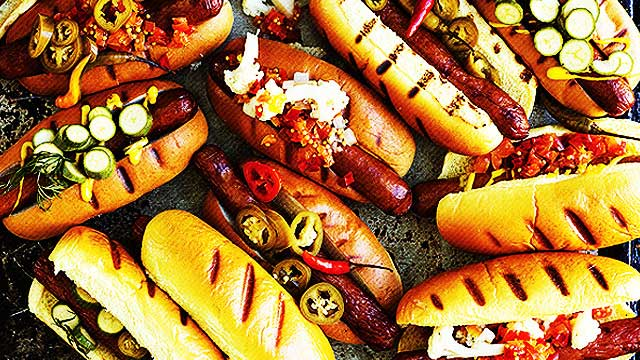 WATCH: Hotdog Toppings That Will Make You Drool Like A, Erm, Dog